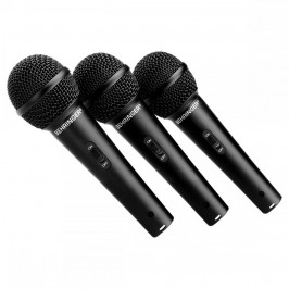 Microfone Behringer Xm1800s Kit com 3 - Foto 1