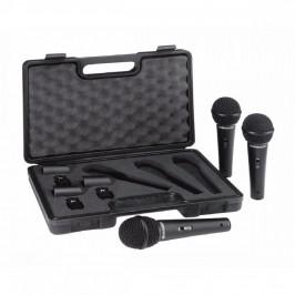 Microfone Behringer Xm1800s Kit com 3