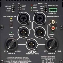 Caixa de som Ativa QSC K12.2 - Foto 3