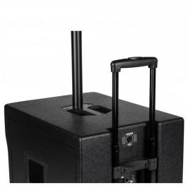 KIT caixa de som sub + PA RCF kit EVOX-12 - Foto 1