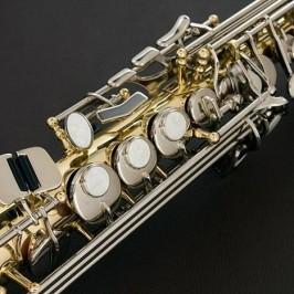 Sax Soprano Eagle Sp-502 - Foto 1