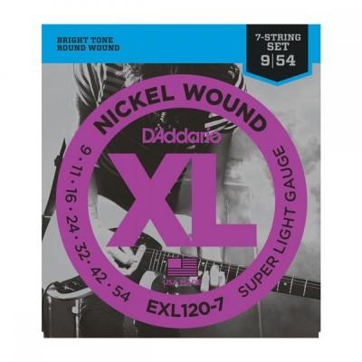 Detalhes do produto Encordoamento para Guitarra EXL120