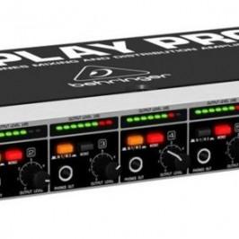 Amplificador Power Play HA8000 - Behringer - Foto 1