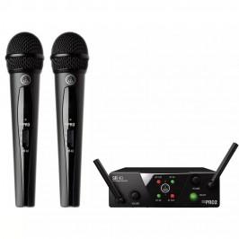 Microfone Sem Fio Akg Wms Dual Mini