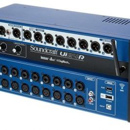 SoundCraft UI24r Mesa de som Digital Wirelles consulte-nos  - Foto 1