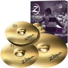 Set Pratos Zildjian PLANET-Z PLZ4-pk