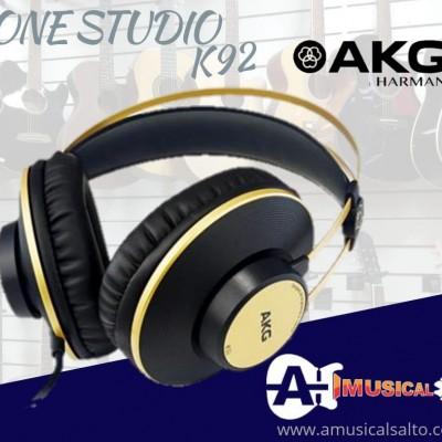 Detalhes do produto Fone akg K92 Studio