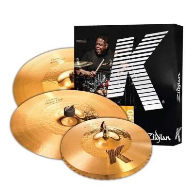 Detalhes do produto Set pratos Zildjian K-Custom KCH390 Aaron Spears
