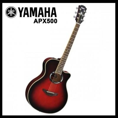 Detalhes do produto Violao Elétrico acustico Yamaha APX500ii