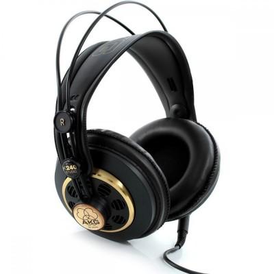 Detalhes do produto Fone AKG Studio acustico K-240 Studio Profissional
