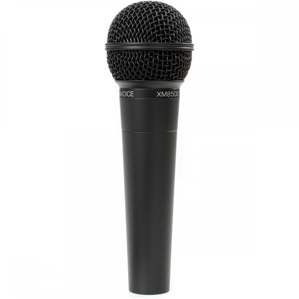Microfone Com Fio Behringer Xm8500