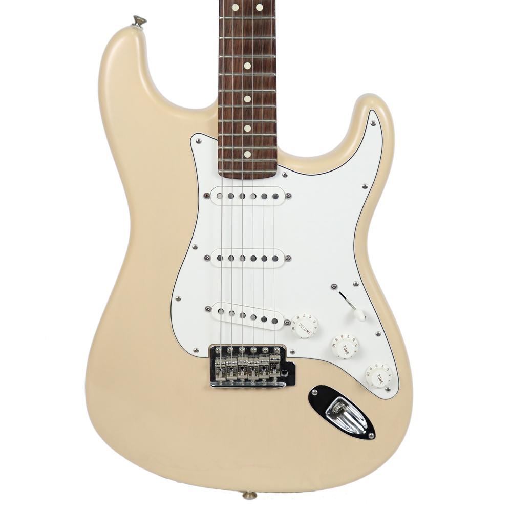 Guitarra Fender StratoCaster Highway One Creme 2011/2012 CORONA USA