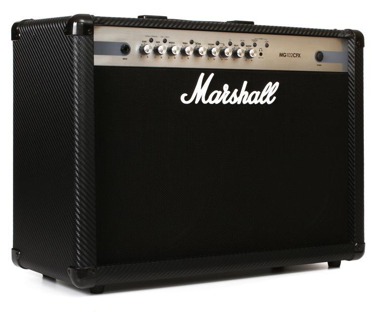 Amplificador Cubo de Guitarra MARSHALL mg-50